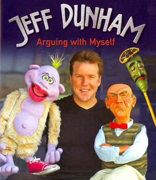 ARGUING WITH MYSELF BY DUNHAM,JEFF (Blu-Ray)